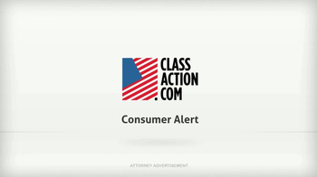 ClassAction.com TV Spot, 'Might Not Be as Safe as You'd Think' - Thumbnail 1