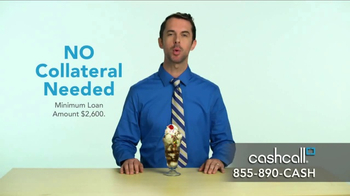 CashCall Mortgage TV Spot, 'Dessert' - Thumbnail 4