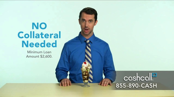 CashCall Mortgage TV Spot, 'Dessert' - Thumbnail 5