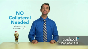 CashCall Mortgage TV Spot, 'Dessert' - Thumbnail 7