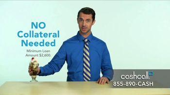 CashCall Mortgage TV Spot, 'Dessert'