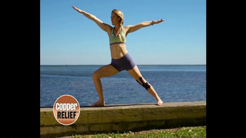 Copper Relief TV Spot, 'Knee Joint Pressure' - Thumbnail 7