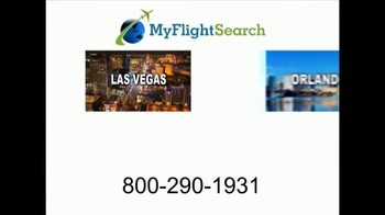 MyFlightSearch TV Spot, 'Do You Want to Fly Somewhere?' - Thumbnail 3