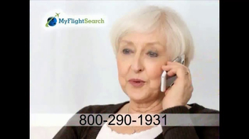 MyFlightSearch TV Spot, 'Do You Want to Fly Somewhere?' - Thumbnail 6