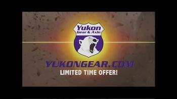 Yukon Gear & Axle TV Spot, '2017 Yukon Spring Drivetrain Rebate' - Thumbnail 8