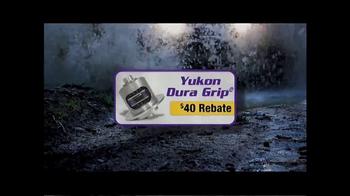 Yukon Gear & Axle TV Spot, '2017 Yukon Spring Drivetrain Rebate' - Thumbnail 3