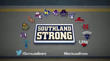 Southland Conference TV Spot, 'Southland Strong' - Thumbnail 8