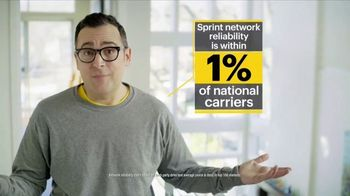Sprint Unlimited Plan TV Spot, 'iPhone 7 & HD Video' - 478 commercial airings