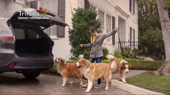 Trifexis TV Spot, 'Life With Three Dogs' - Thumbnail 2