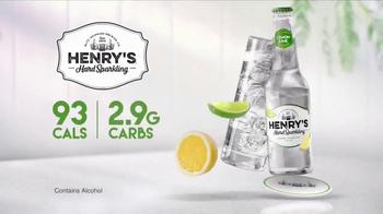 Henry's Hard Sparkling TV Spot, 'Lemon Lime' - Thumbnail 2