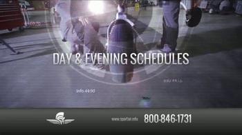 Spartan College of Aeronautics and Technology TV Spot, 'Airframe Program' - Thumbnail 2