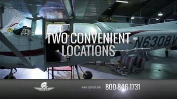Spartan College of Aeronautics and Technology TV Spot, 'Airframe Program' - Thumbnail 3