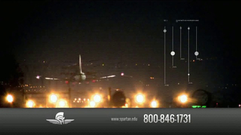 Spartan College of Aeronautics and Technology TV Spot, 'Airframe Program' - Thumbnail 7