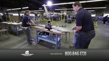 Spartan College of Aeronautics and Technology TV Spot, 'Airframe Program' - Thumbnail 8