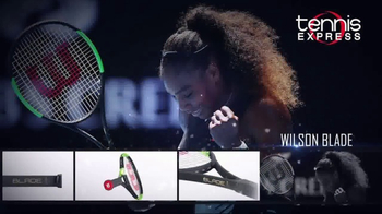 Tennis Express TV Spot, 'Champion Tennis Rackets' - Thumbnail 3