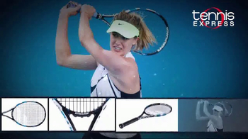 Tennis Express TV Spot, 'Champion Tennis Rackets' - Thumbnail 5