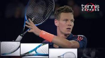 Tennis Express TV Spot, 'Champion Tennis Rackets' - Thumbnail 6