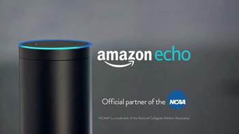 Amazon Echo TV Spot, 'Reggie Shows Some Hustle' Featuring Reggie Miller - Thumbnail 8