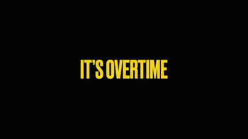 Buffalo Wild Wings TV Spot, \'Overtime Time\'