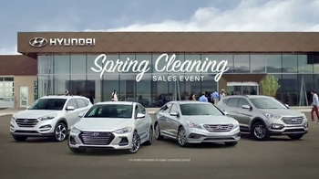 Hyundai Spring Cleaning Sales Event TV Spot, 'Primavera' [Spanish] [T2] - Thumbnail 4