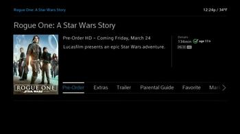 XFINITY On Demand TV Spot, 'Rogue One: A Star Wars Story' - Thumbnail 10