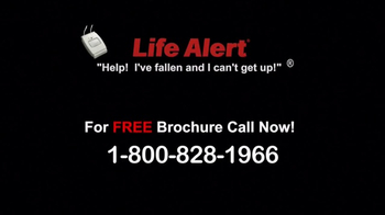 Life Alert TV Spot, 'A Wonderful Thing' - Thumbnail 7
