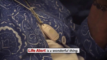 Life Alert TV Spot, 'A Wonderful Thing' - Thumbnail 4