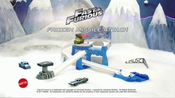 Fast & Furious Street Scenes Frozen Missile Attack TV Spot, 'The Chase' - Thumbnail 8