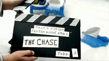Fast & Furious Street Scenes Frozen Missile Attack TV Spot, 'The Chase' - Thumbnail 1