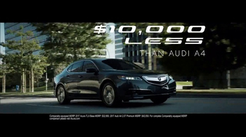 2017 Acura TLX TV Spot, 'Modes for Every Mood' [T2] - Thumbnail 5