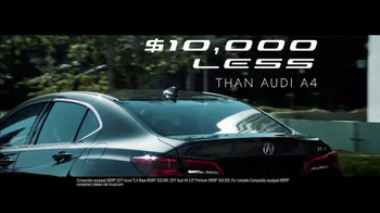 2017 Acura TLX TV Spot, 'Modes for Every Mood' [T2] - Thumbnail 6