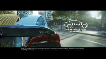 2017 Acura TLX TV Spot, 'Modes for Every Mood' [T2] - Thumbnail 7