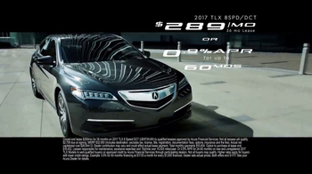 2017 Acura TLX TV Spot, 'Modes for Every Mood' [T2] - Thumbnail 9