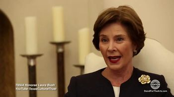 Stand for the Arts TV Spot, 'Arts Advocacy Day' Feat. Laura Bush