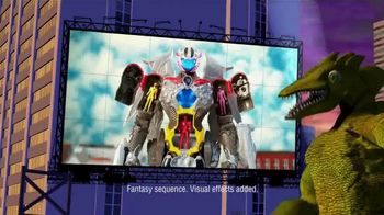 Power Rangers Movie Megazord: Monsters and Robots thumbnail