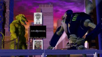 Power Rangers Movie Megazord TV Spot, 'Monsters and Robots' - Thumbnail 1