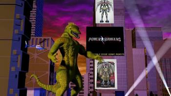 Power Rangers Movie Megazord TV Spot, 'Monsters and Robots' - Thumbnail 2