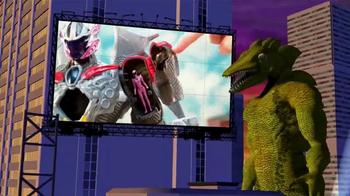 Power Rangers Movie Megazord TV Spot, 'Monsters and Robots' - Thumbnail 3
