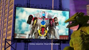 Power Rangers Movie Megazord TV Spot, 'Monsters and Robots' - Thumbnail 4