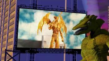 Power Rangers Movie Megazord TV Spot, 'Monsters and Robots' - Thumbnail 5