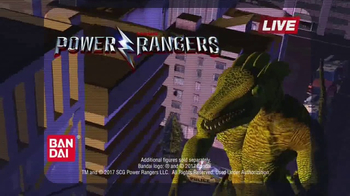 Power Rangers Movie Megazord TV Spot, 'Monsters and Robots' - Thumbnail 8
