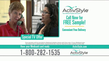 ActivStyle TV Spot, 'Free Sample' - Thumbnail 8