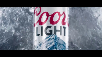 Coors Light TV Spot, 'Cold Blooded' [Spanish] - Thumbnail 5