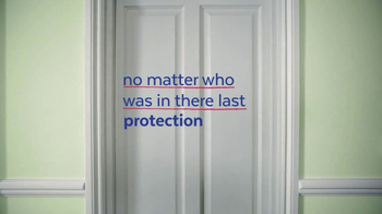 Lysol Power & Fresh 6 TV Spot, 'No Matter Who Was in There Last Protection' - Thumbnail 4