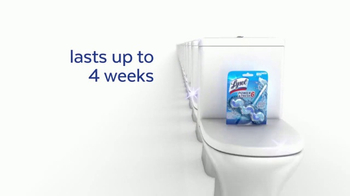 Lysol Power & Fresh 6 TV Spot, 'No Matter Who Was in There Last Protection' - Thumbnail 7
