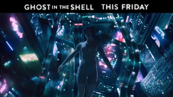 Ghost in the Shell - Alternate Trailer 27