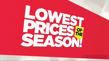 Michaels Lowest Prices of the Season Sale TV Spot, 'Huge Selections' - Thumbnail 4