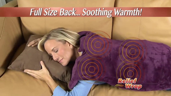 Thermapulse Relief Wrap TV Spot, 'What You Need'