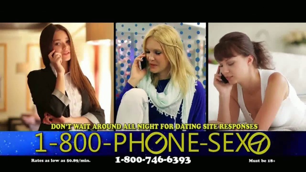 1-800-PHONE-SEXY TV Commercial, 'Just What You're Looking For' - iSpot.tv