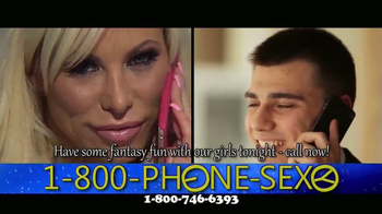 1-800-PHONE-SEXY TV Spot, 'Just What You're Looking For' - Thumbnail 7
